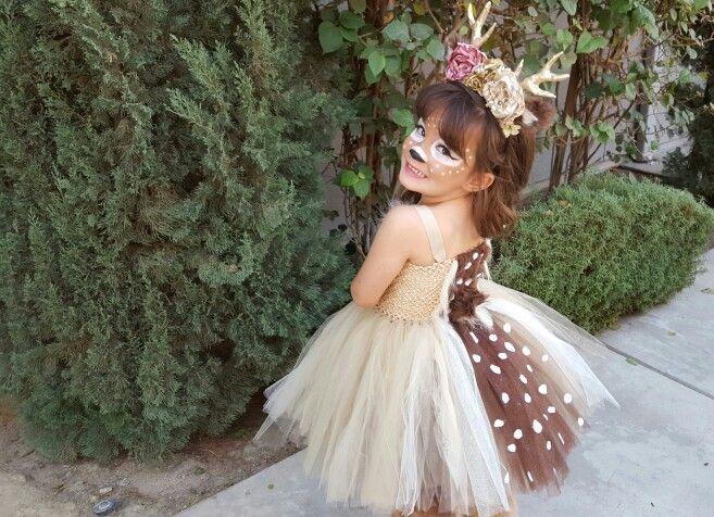 #ohdeer deer costume!