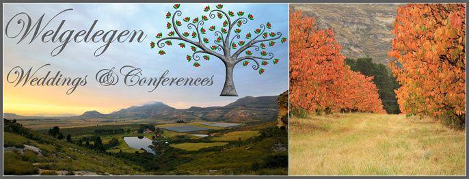 Welgelegen Weddings & Conferences - Clarens, Free State Wedding Venues