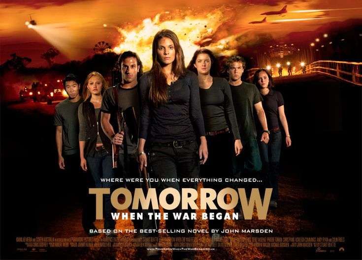 tomorrow when the war began characters tomorrow when the war  tomorrow when the war began characters tomorrow when the war began film posters movie and films