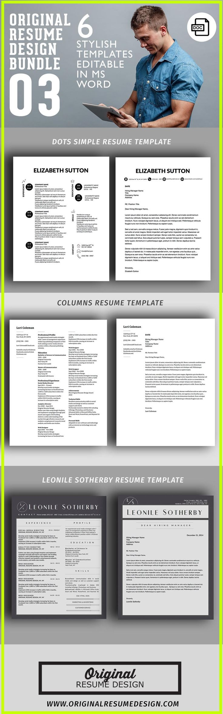 1000  ideas about marketing resume on pinterest