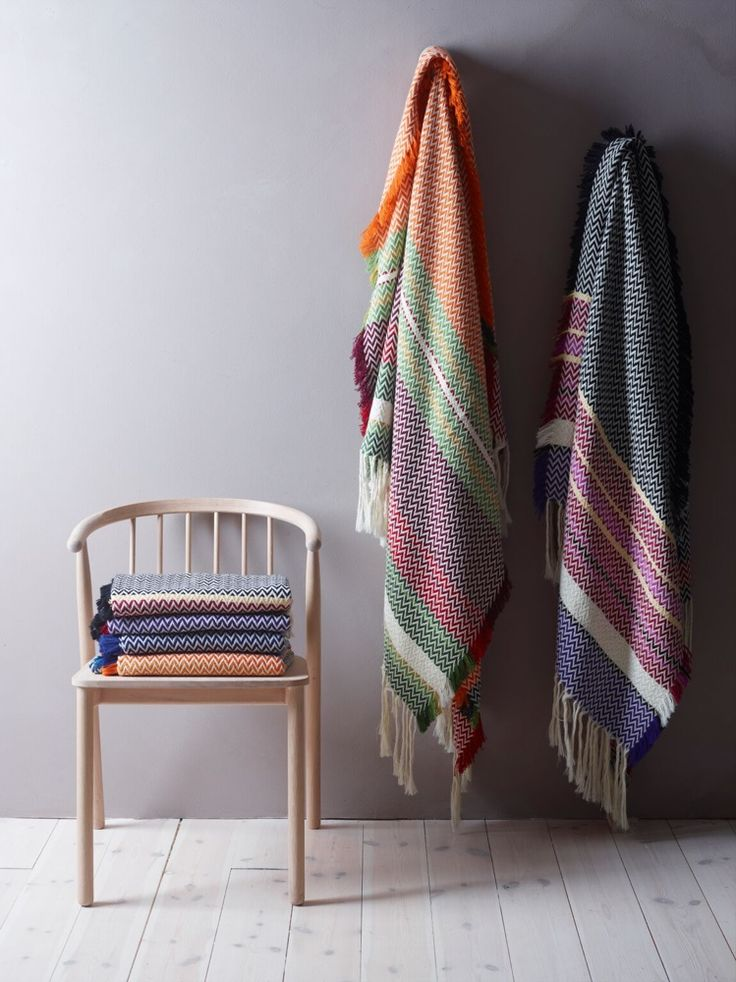 A series of Bunad Blankets
