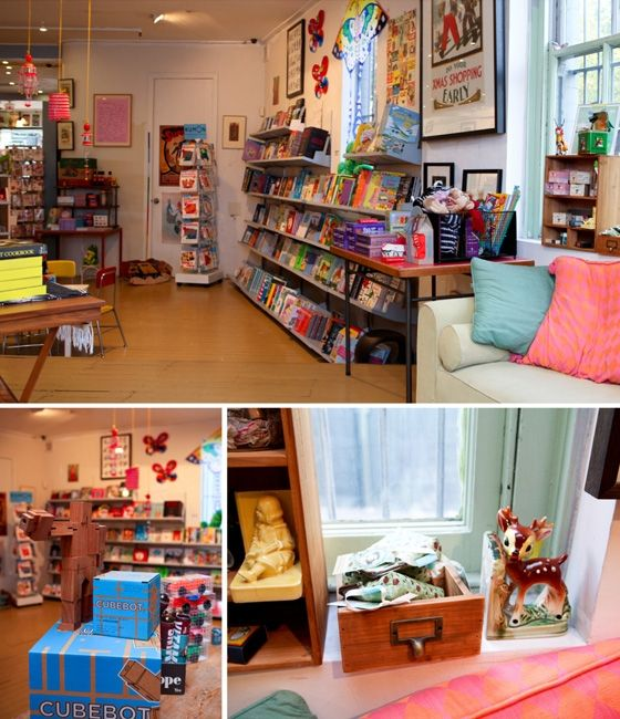 Ariel Books / Paddington, Sydney