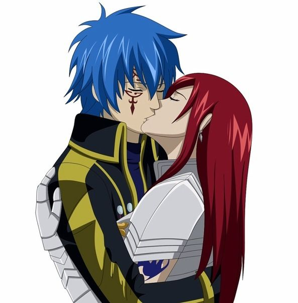 Fairy tail// Erza and Jellal | Fairy Tail (Anime//Manga ...