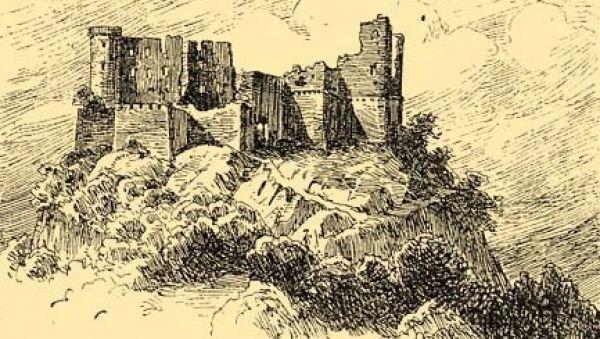 Cetatea Craciuna, jud. Vrancea (azi disparuta)