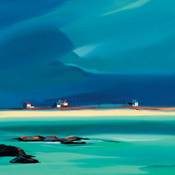 West Coast Light I by Pam Carter