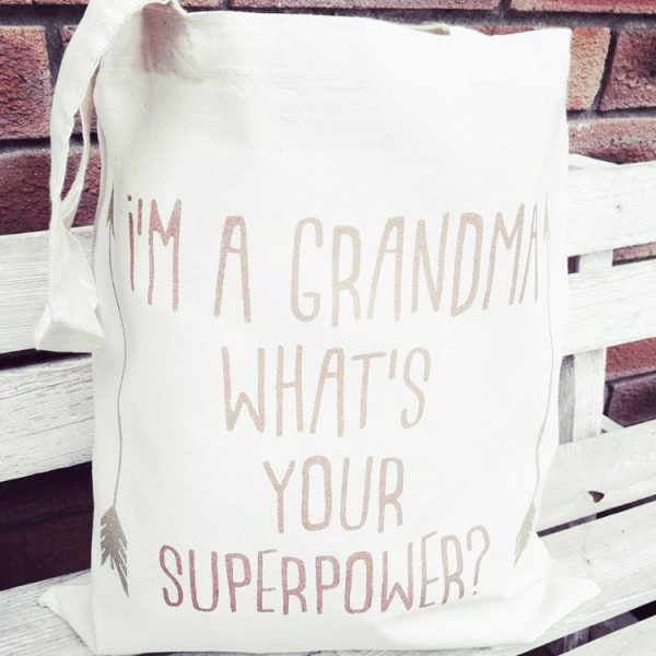 Superpower Tote Bags