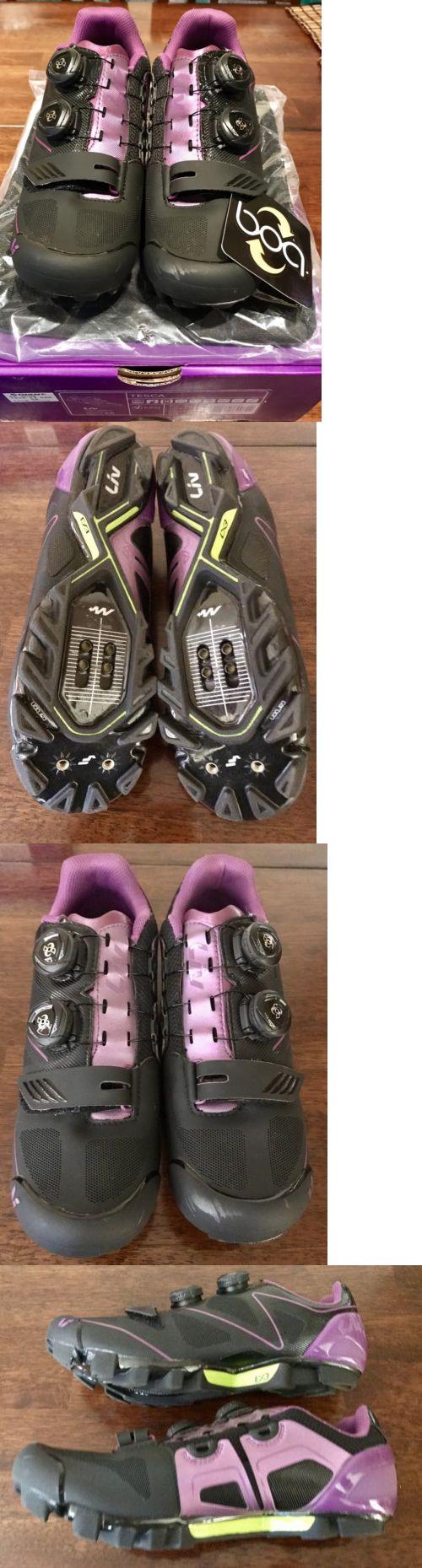Women 158987: New Women S Liv Tesca Mtb Shoes, Carbon, Spd, Boa, Eu 41 Us 10 -> BUY IT NOW ONLY: $140 on eBay!