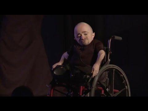 The prison of your mind   Sean Stephenson   TEDxIronwoodStatePrison - YouTube