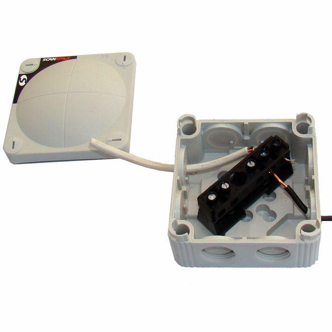 Scanstrut Standard Junction Box - IP66 - 5 Screw Terminals [SB-8-5]