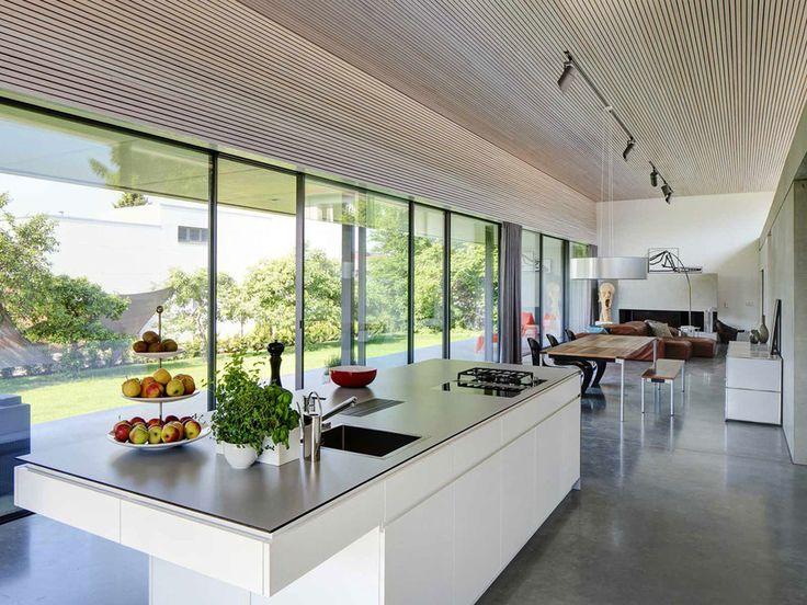 South Germany, Germany House S Schenker Salvi Weber Architekten