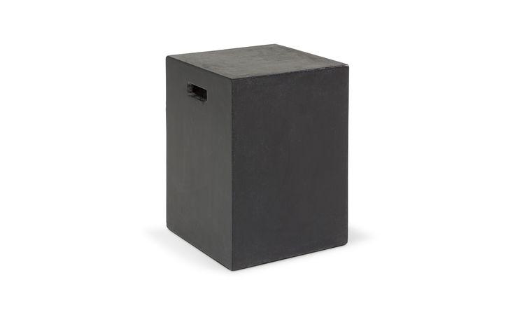 TABLE D'APPOINT 35X35X46 CASTOR
