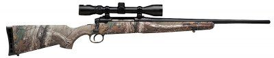 Savage Arms 19973 Axis XP Youth Rifle .243 Win 20in 4rd RTX Camo 3-9x40mm Scope for sale at Tombstone Tactical.