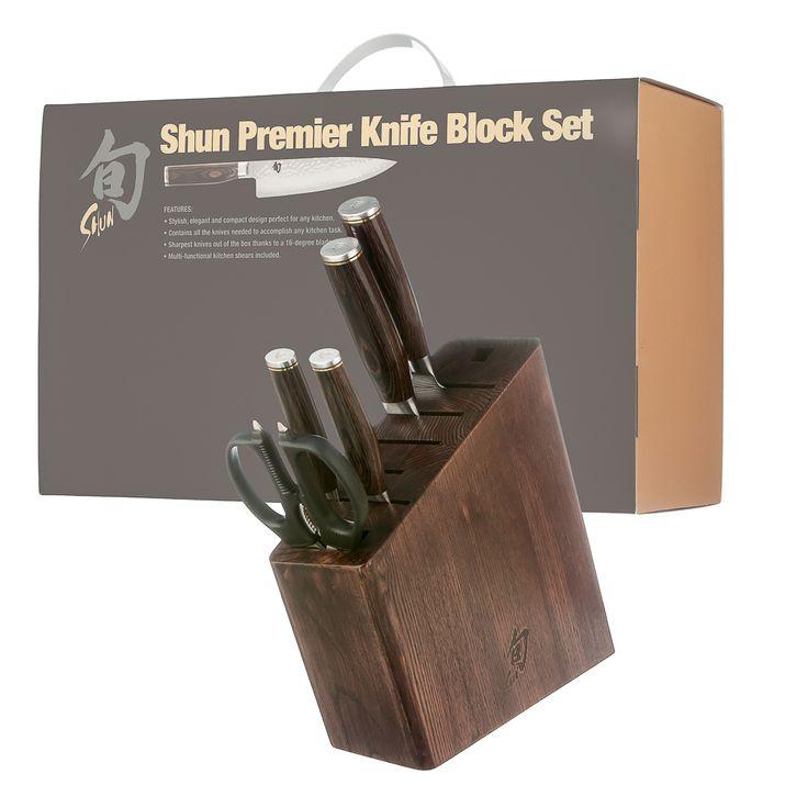 Homes N Things - Shun Premier 6pc Kanso Knife Block Set, $619.00 (https://www.homesnthings.com.au/shun-premier-6pc-kanso-knife-block-set/)