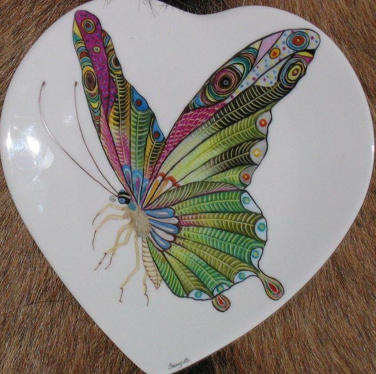 Les 25 meilleures id es concernant peinture sur porcelaine sur pinterest fleurs peintes for Peinture sur peinture