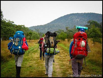 Quel volume choisir pour votre sac à dos de randonnée ?