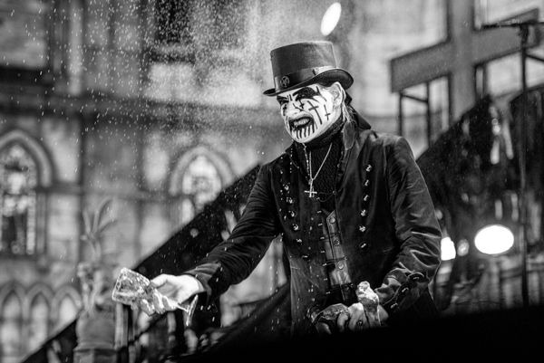 King Diamond Mayhem-Fest