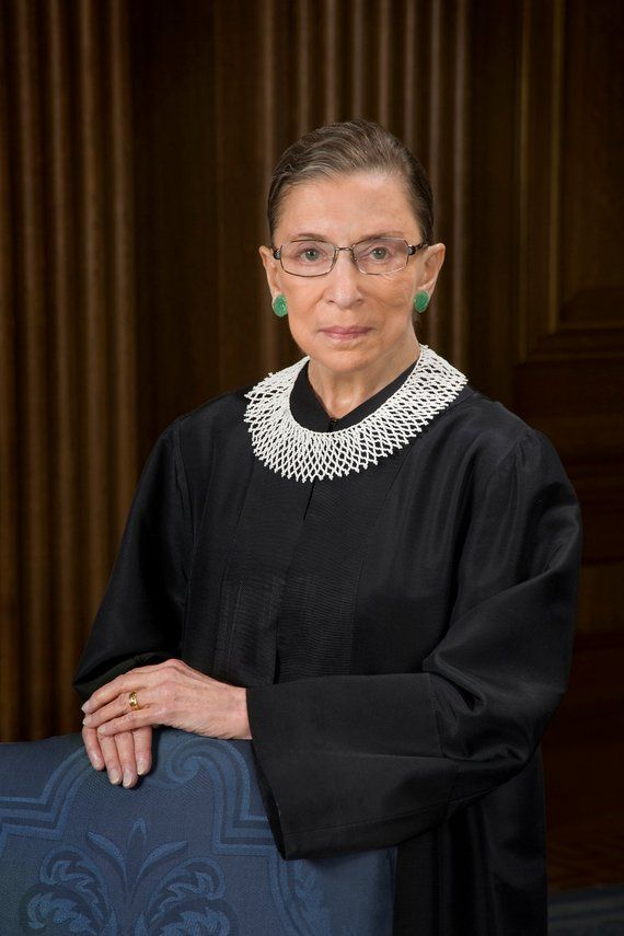 Ruth Bader Ginsberg Supreme Court Justice Custom Funko Etsy Famous Women Women Great Women