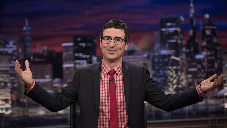 John Oliver in Last Week Tonight With John Oliver