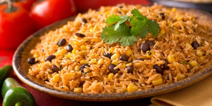 This beans and rice recipe will make mealtime a snap.