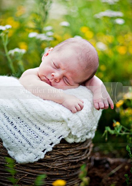 Outdoor Newborn Photography | Fresh Baby Boy – Toledo Newborn Photographer | Toledo Photographer ...