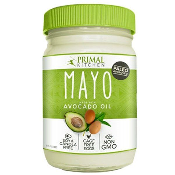 1. Primal Kitchen Mayo and Chipotle Lime Mayo #Greatist # http://greatist.com/eat/whole30-approved-kitchen-staples