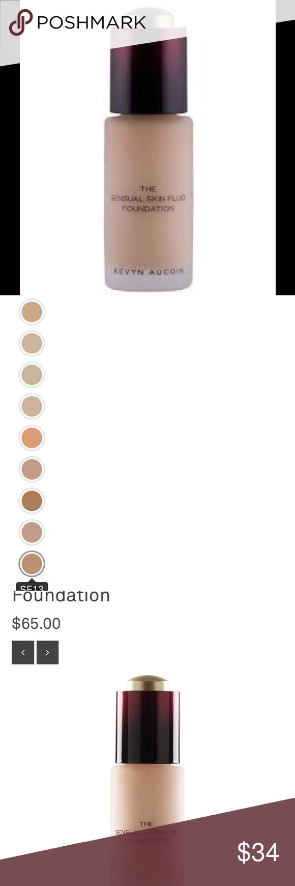 The 25 best foundation colors ideas on pinterest foundation kevyn aucoin thesensual skin fluid foundation sf13 nvjuhfo Choice Image