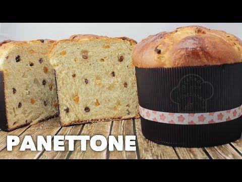 PANETTONE para principiantes | Pan Dulce de Navidad - YouTube