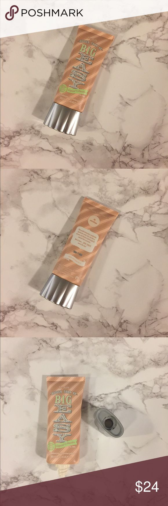 Benefit BB Cream (04 Medium) Brand new, never used! Benefit's Liquid-to-Powder BB Cream with SPF 35. Oil free. Multi-balancing completion perfection. Sheer to medium buildable coverage. Sephora Makeup Foundation