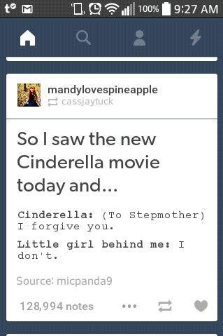 I said the same exact thing