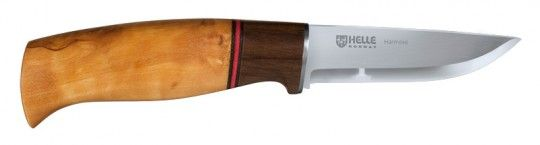 Harmoni is part of a series of Helle knives in a contemporary style