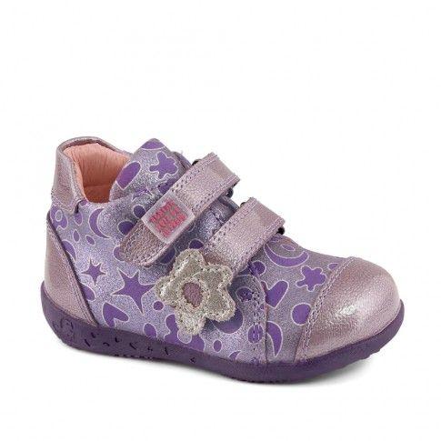Ghete pentru fetite Agatha Ruiz de la Prada   incaltaminte bebelusi   incaltaminte de toamna pentru bebelusi   incaltaminte confortabila pentru copii de la 0-2 ani