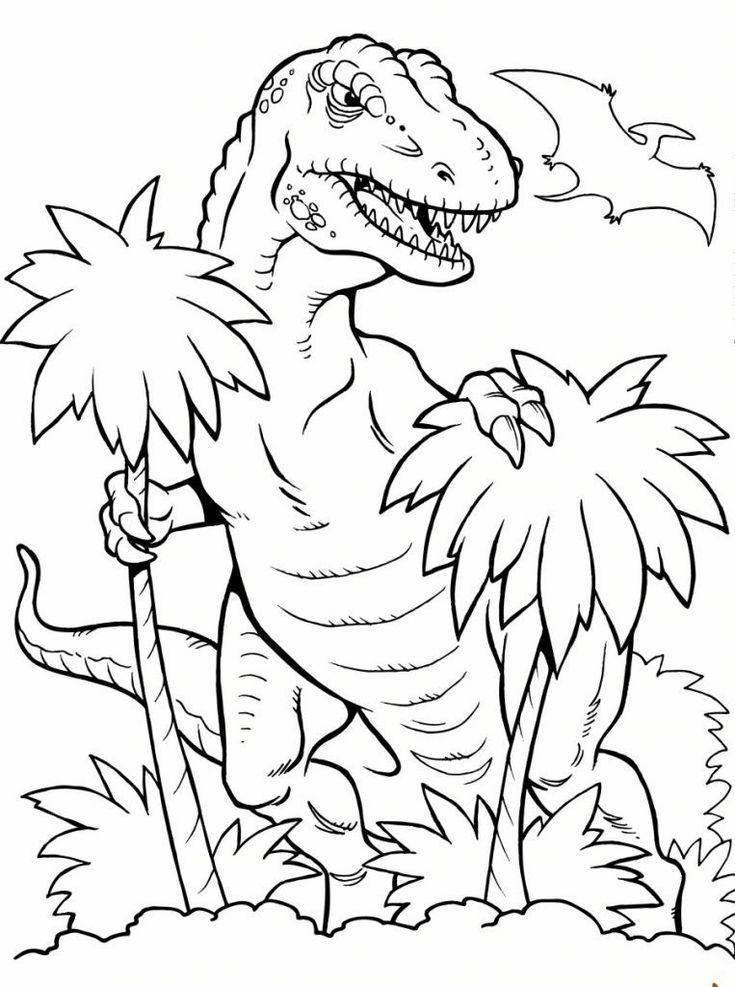 malvorlage  ausmalbild dinosaurier  malvorlagen