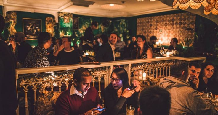 Sydney's Coolest Hidden Bars