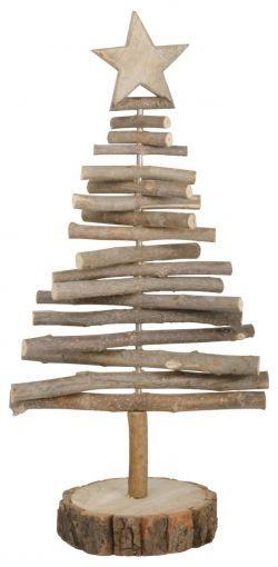 IB LAURSEN / Dekorativní stromeček Wood