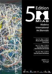 Exposição - Madeira Internacional Art Biennal 2014
