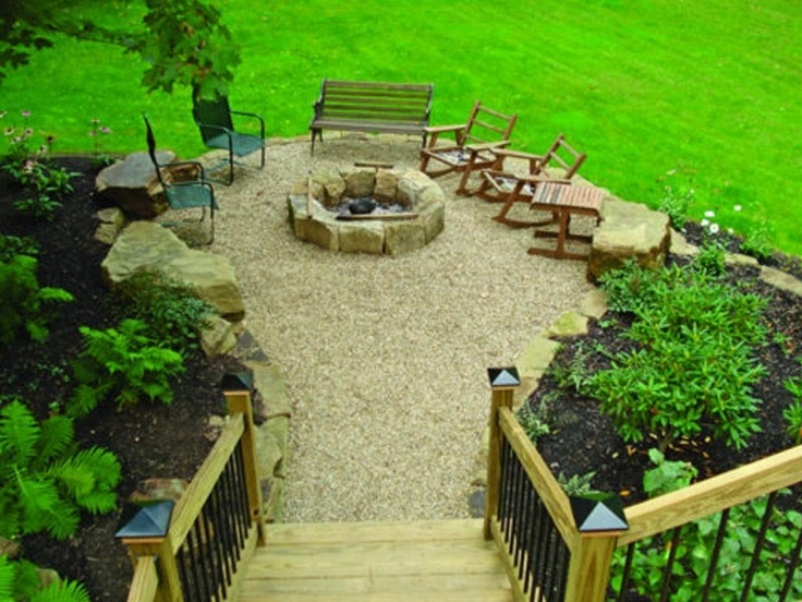 30 best images about gravel patio on pinterest gardens for Design outdoor space online