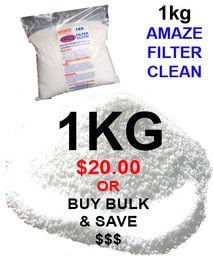 Amaze Filter Clean 1Kg