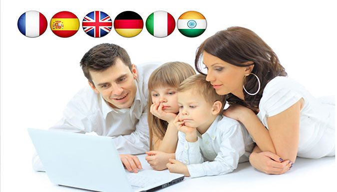 Comprehensive Online Language Learning & Revision Learn English, Spanish, German, Italian, French or Hindi      Over 17,600 multi-tier Exercises and Tests, 20,000 Word Dictionary, 4,000 Phrases, 1,000 Flash Cards, Games, Trophies and Certificates      5 Levels; Class 1, Beginners, Standard, Intermediate and Advanced      Full access to ALL levels. NO restrictions         Test your...
