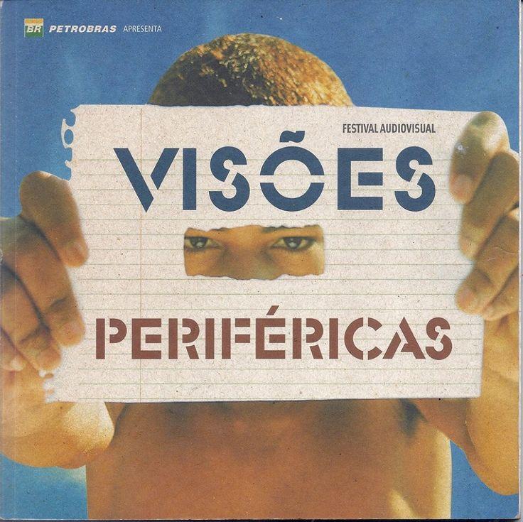 Cartel del festival de Visoes Perifericas-Brasil
