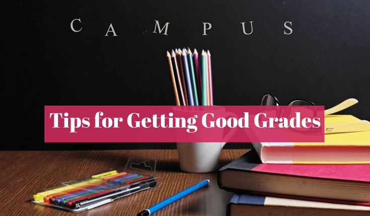One of the many goals that students want to achieve is, of course, getting good grades, but how can they achieve this goal?