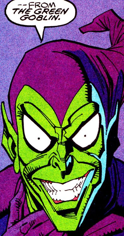 Green Goblin (Spectacular Spider-Man #200 May 1993) - Sal Buscema
