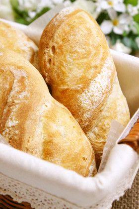 HB使用*簡単プチソフトフランスパン by *Anna* [クックパッド ...