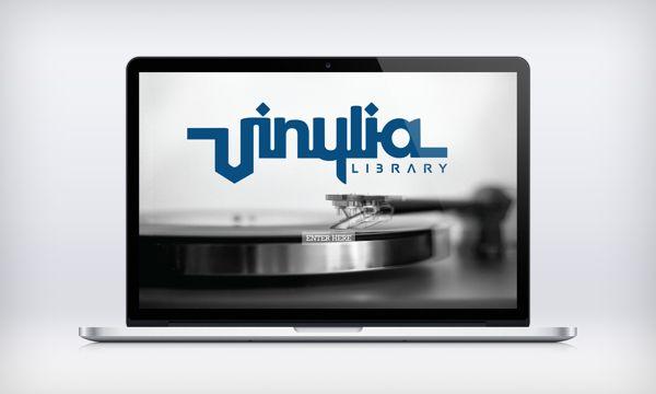 Vinylia's Website