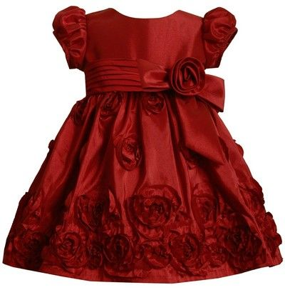 baby girl holiday dresses | baby girls christmas dresses is very beautiful flower dress for