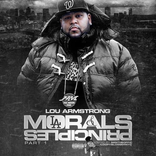 @Lou_Armstrong hits you with another classic group of Music for the streets, wit features including French Montana, Beanie Sigel, AR Ab, Fred The Godson,Mitch, this will be a tape to remember..