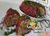 Pastırmalı Köfte Kapama nefiiiiiis bir ana yemek davet yemeği