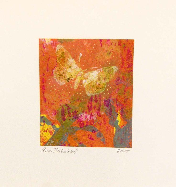 acrylic on paper 11x9cm