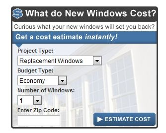 10 best replacement windows how much do they cost images for Compare new construction windows