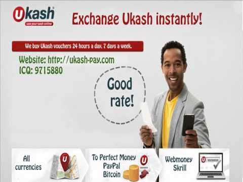 ukash to paypal