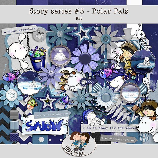 SoMa Design: Polar Pals Kit